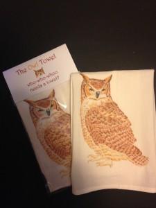 owl towel1